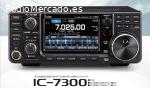 Icom IC-7300 ICOM Nuevos en stock Abierto TX 11m