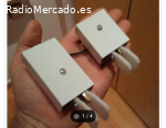 LLAVE TELEGRAFICA DOBLE PALA MAGNETICA