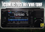 Icom IC-705 Disponibles
